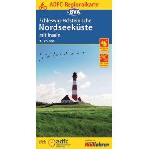 Schleswig-Holsteinische Nordseeküste mit Inseln !