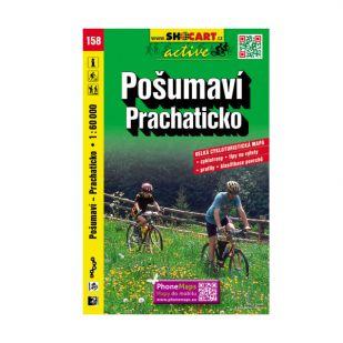 A - Shocart Nr.158 Posumavi -Prachaticko