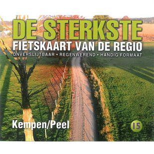 De Sterkste Fietskaart 15 Kempen/Peel