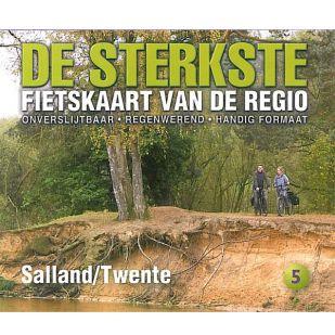 De Sterkste Fietskaart 5 Salland/Twente !