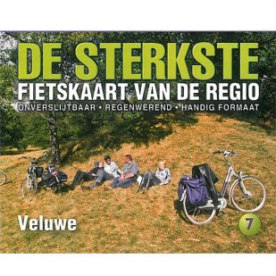 De Sterkste Fietskaart 7 Veluwe !