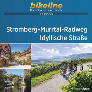 Stromberg-Murrtal-Radweg • Idyllische Straße Bikeline Kompakt fietsgids (2021)