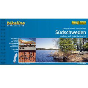 Sudschweden - Bikeline fietsgids