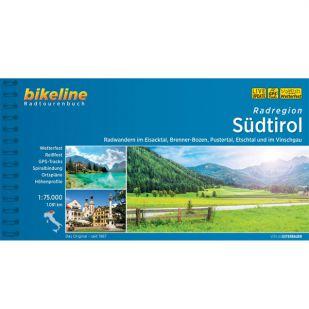 Sudtirol Radregion Bikeline Fietsgids