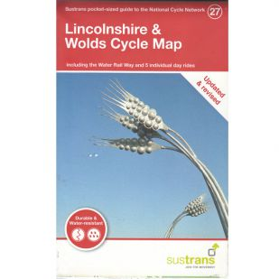 27. Lincolnshire and Wolds Cycle Map