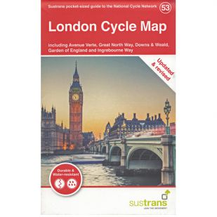 53. London Cycle Map