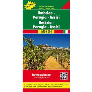 F&B Umbrië/ Perugia/ Assisi  (AK0624)