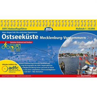 Radausflugsführer Ostseekuste Mecklenburg-Vorpommerns Ost