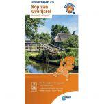 ANWB Regiokaart 13 Kop van Overijssel