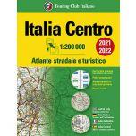 TCI atlas Italia Centro 2021/2022