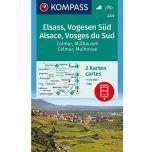 KP2222 Elsass, Vogesen Süd