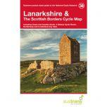 38. Lanarkshire & The Scottish Borders Cycle Map