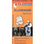 Michelin 542 Duitsland Noord Oost