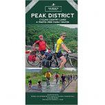 Peak District Cycling Map Goldeneye