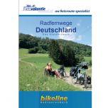 Radfernwege Deutschland Bikeline - Het standaardwerk
