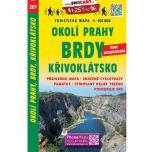 Shocart nr. 207 - Okoli Prahy, Brdy, Krivoklatsko