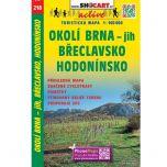Shocart nr. 218 - Okoli Brna - jih, Breclavsko, Hodoninsko