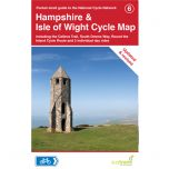 6. Hampshire & Isle Of Wight Cycle Map
