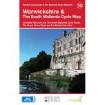 16. Warwickshire & The South Midlands Cycle Map !