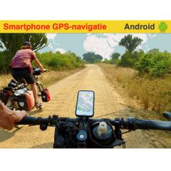 Cursus Smartphone als GPS (Android) - Basis